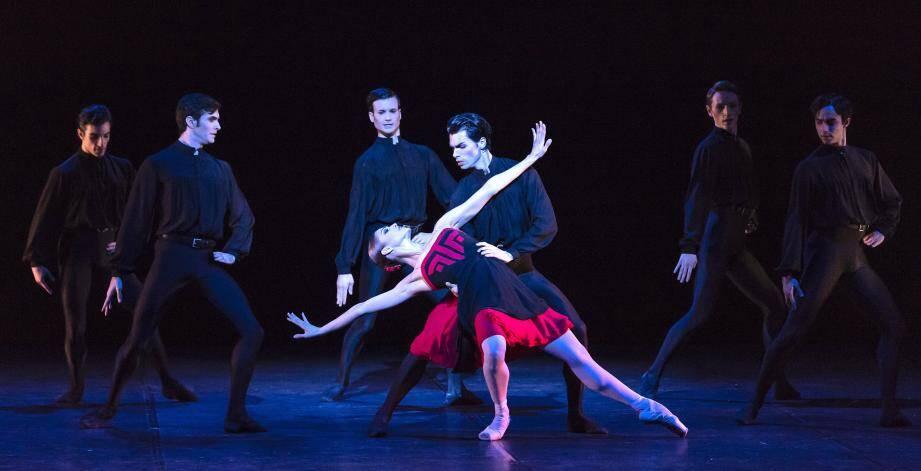Sur la scène de l'opéra, la danse classique a donné rencard au tango : renversant !