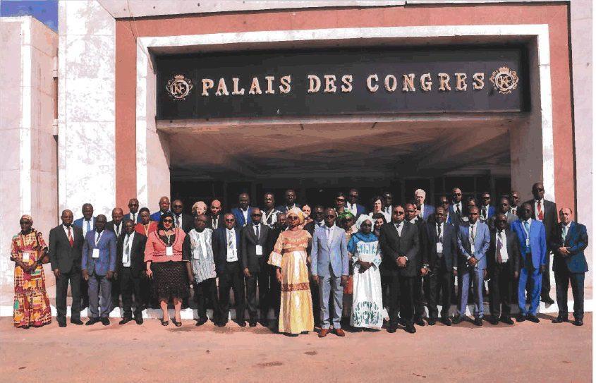 Plus de 40 participants venant de nombreux pays francophones, dont Monaco.(DR)