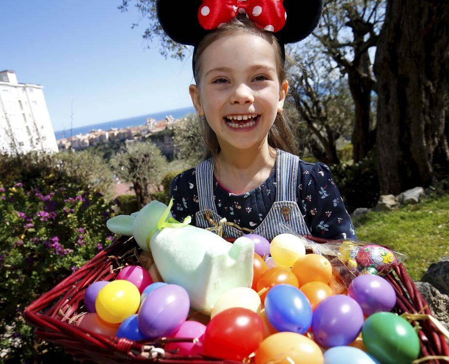 L'année dernière, la traditionnelle chasse aux œufs a rassemblé de nombreux enfants dans le parc Princesse-Antoinette.