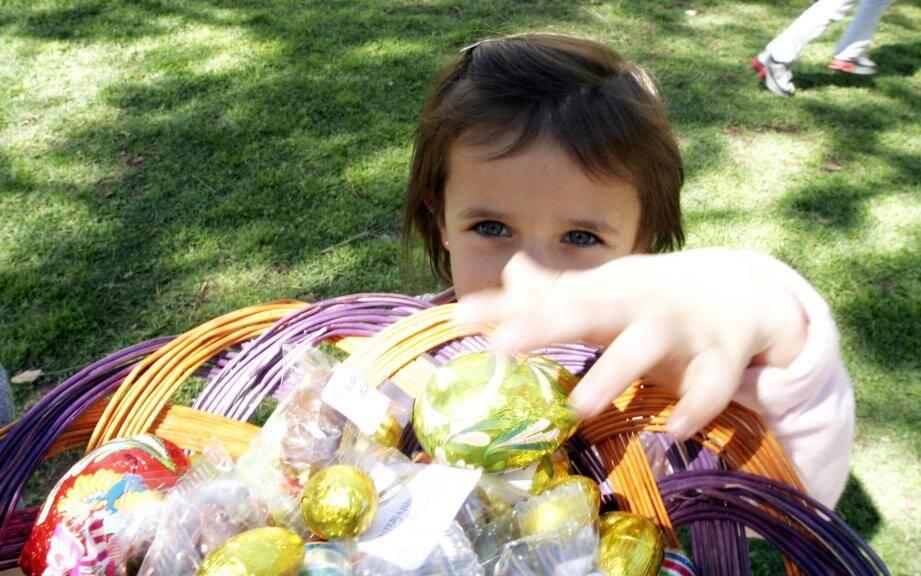 Deux chasses aux œufs sont organisées pour les enfants ce week-end.