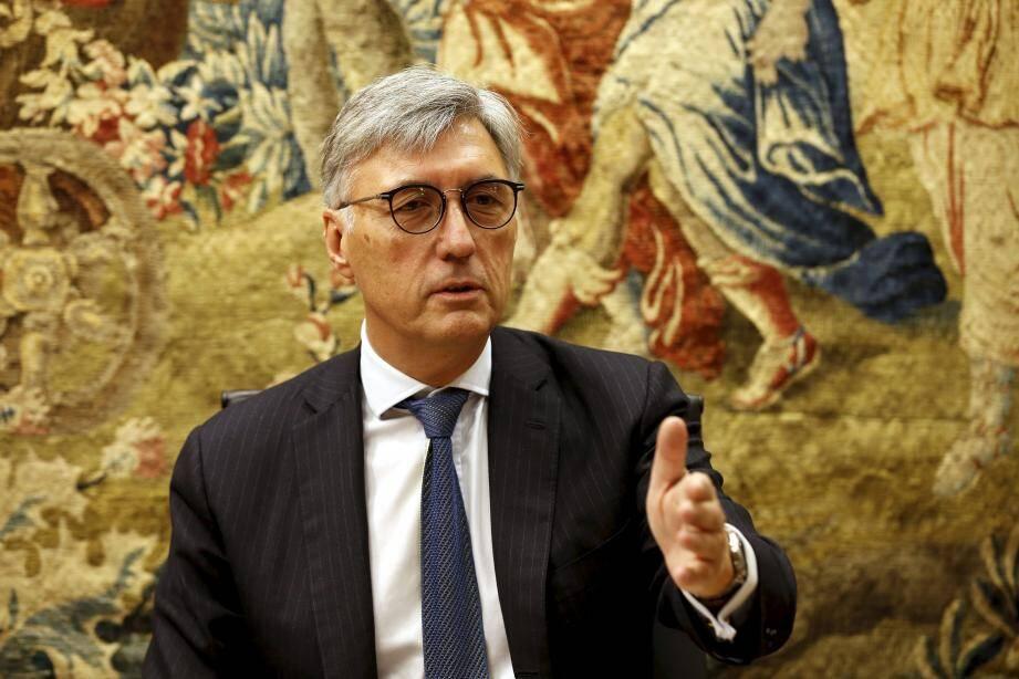 L'élu d'Union Monégasque revient à nouveau sur la question qu'il a lancée autour des logements domaniaux inoccupés.