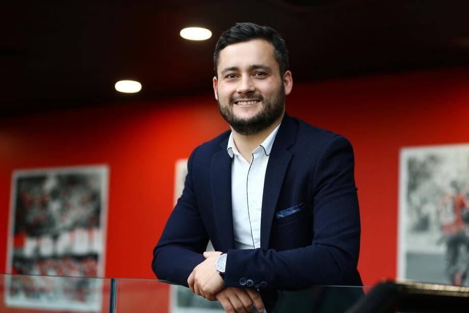Louison Auger, directeur des opérations commerciales.