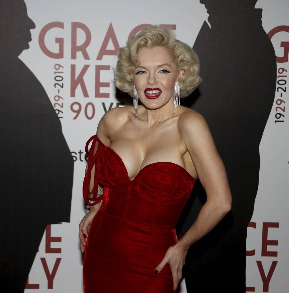 Marilyn ressuscitée.