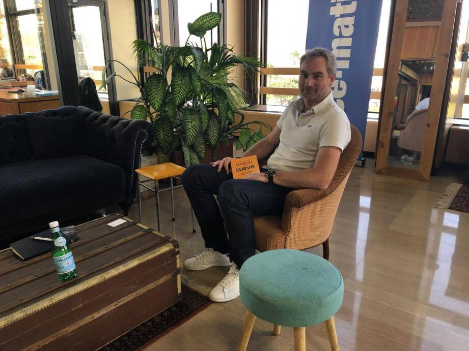 Guillaume-Olivier Doré : « J'en suis à ma septième entreprise. J'ai mis neuf mois à affiner ma vision, neuf mois de remise en cause. J'ai créé Mieuxplacer.com en septembre 2016, j'ai levé deux fois : 2 ME en 2017 et 3, 5 ME en 2018. »
