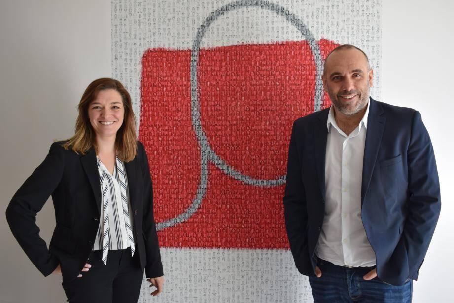 L'incubateur du barreau de Grasse, porté par maîtres Ange-Aurore Hugon-Vives et Roland Rodriguez, vise à faciliter le travail de l'avocat via les nouvelles technologies.