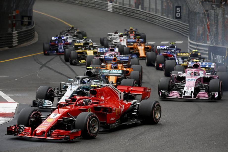 Le Grand Prix 2019 se déroulera du 23 au 26 mai.