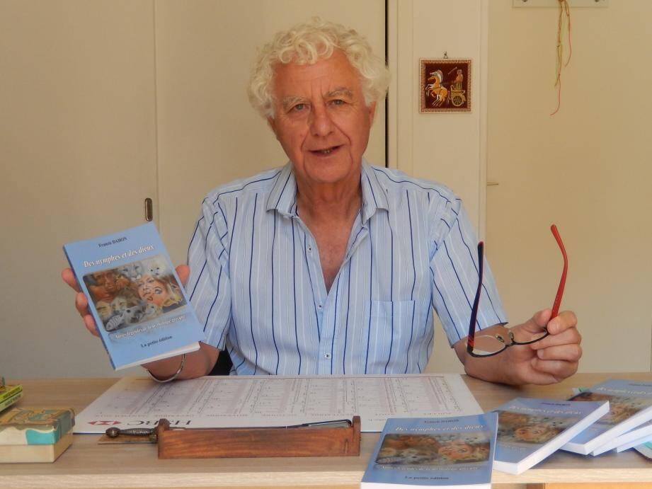 L'écrivain Francis Dahon.(DR)
