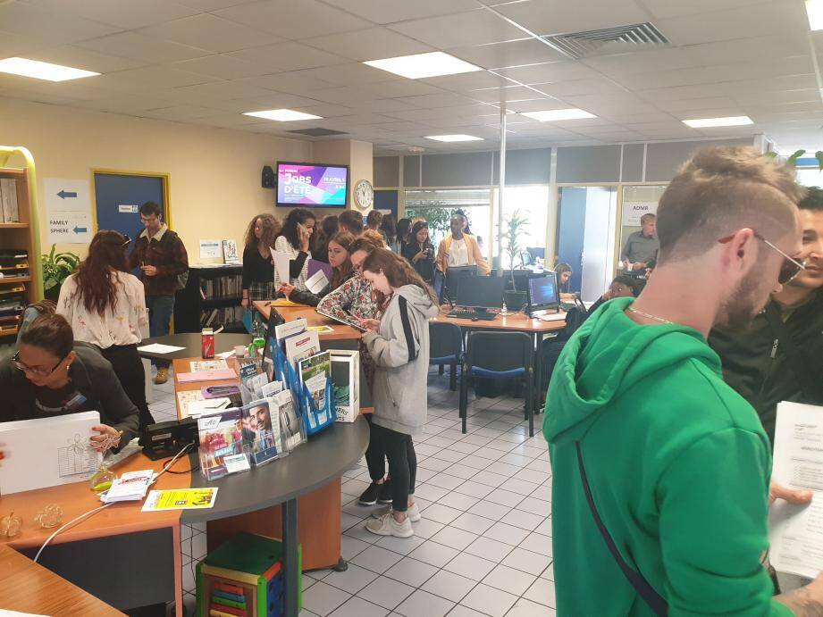 Dans la foulée du forum «Jobs d'été», la Mission locale du Pays de Grasse organise sa Fête de l'alternance, dès 14h, chemin de Camperousse.