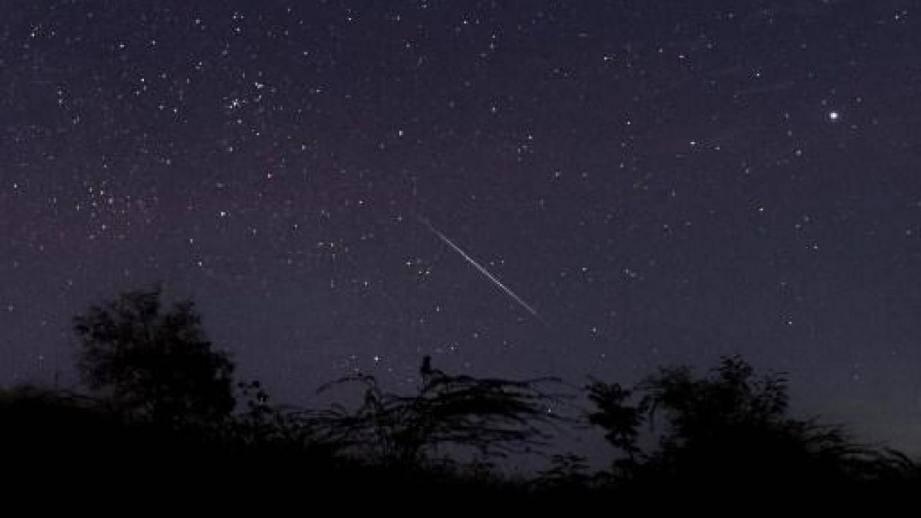 Des étoiles filantes de la constellation des Lyrides seront observables jeudi et vendredi soir.