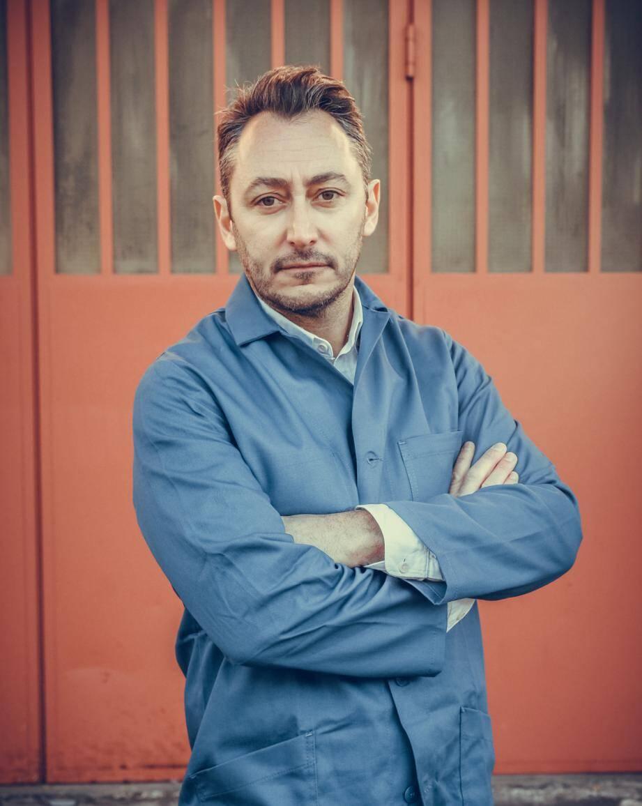 Sebastien Pandolfi - Cofondateur et directeur associé de Boule d'Energie