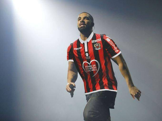 La malédiction de Drake va-t-elle frapper l'OGC Nice?