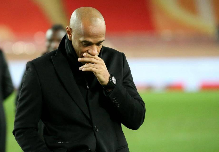 Thierry Henry va retrouver un banc de touche?