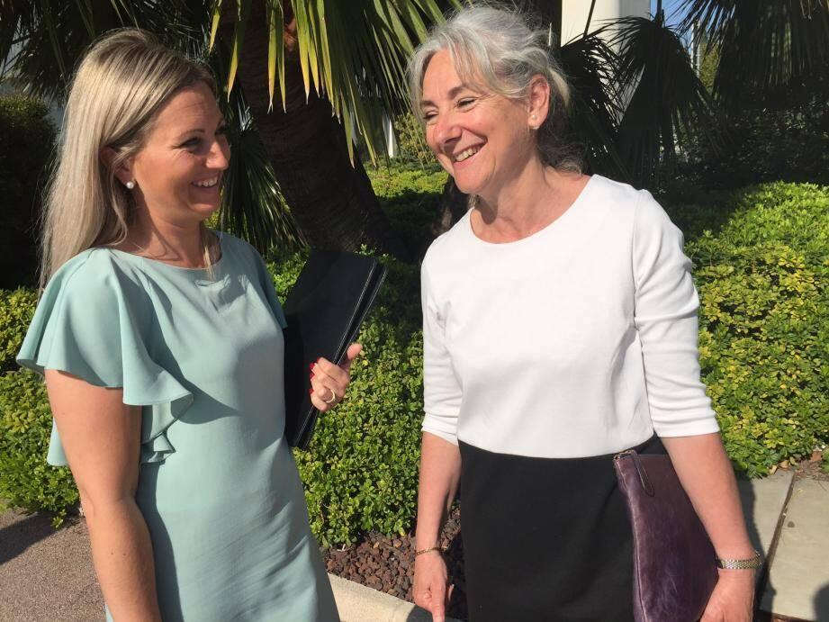 L'association menée par Anne Murris et Cindy Pellegrini entend que le projet de musée national dédié aux victimes des attentats soit installé à Nice. Et le fait savoir.