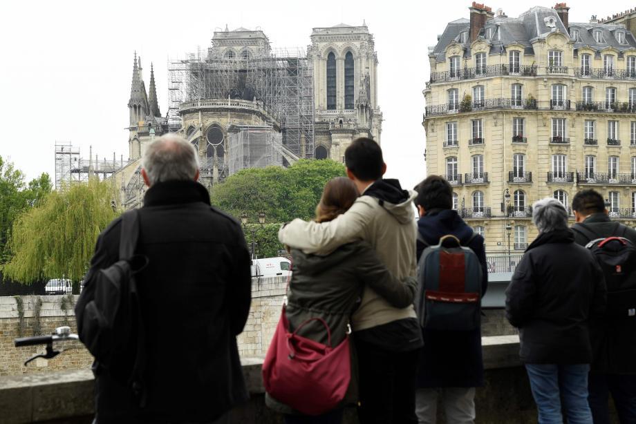 L'émotion à Paris.