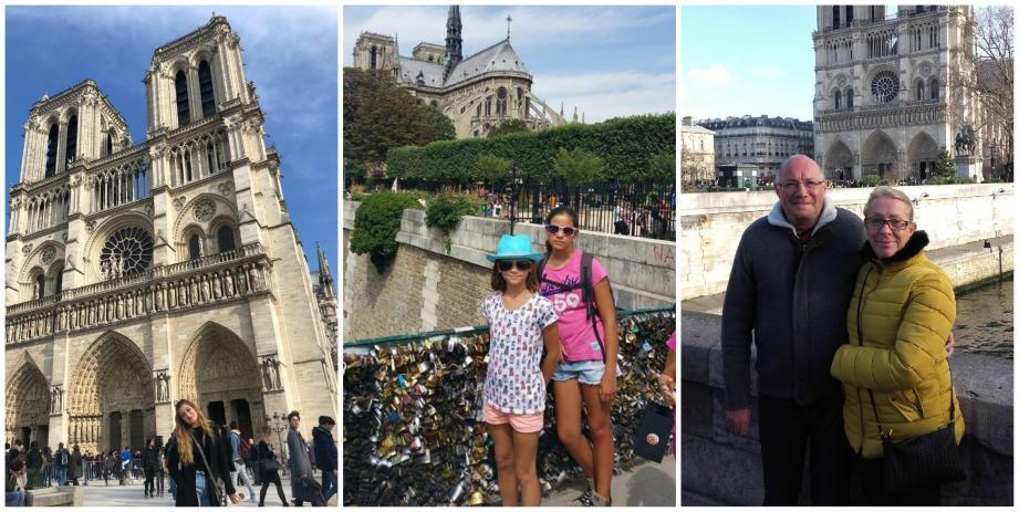 Vous avez été nombreux à vouloir partager vos plus beaux souvenirs de Notre-Dame pour se rappeler de la cathédrale dans son plus bel habit.