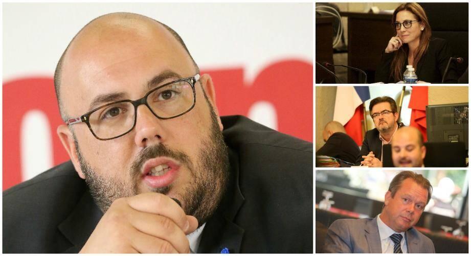 Philippe Vardon, Julie Lechanteux, Philippe Lottiaux et Jérôme Rivière représenteront le Var et les Alpes-Maritimes sur la liste RN aux élections européennes.