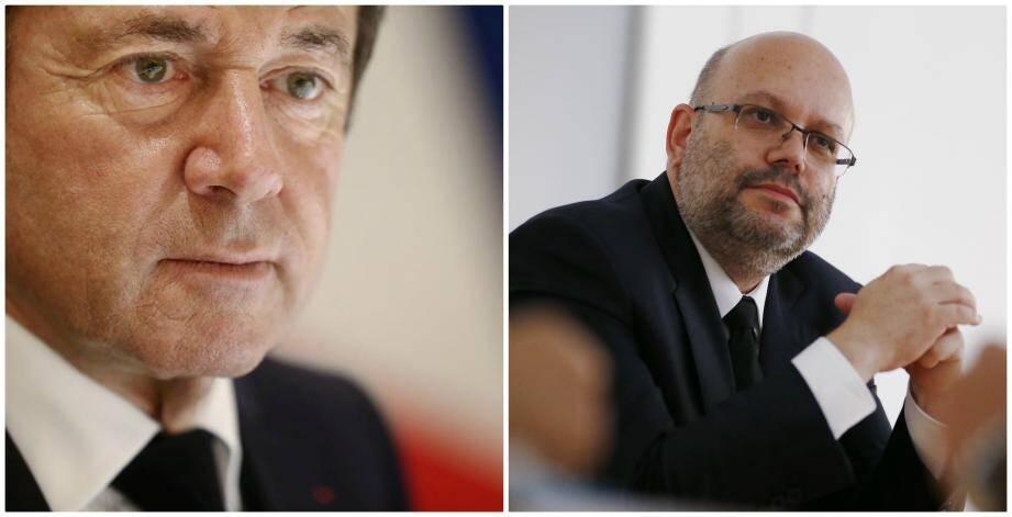 Christian Estrosi et Philippe Pradal ont été entendus en qualité de témoins assistés dans l'enquête relative aux conditions de sécurité de l'attentat du 14 juillet 2016.