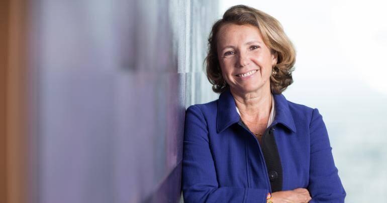 Marie-Ange Debon - Directrice générale du groupe Suez