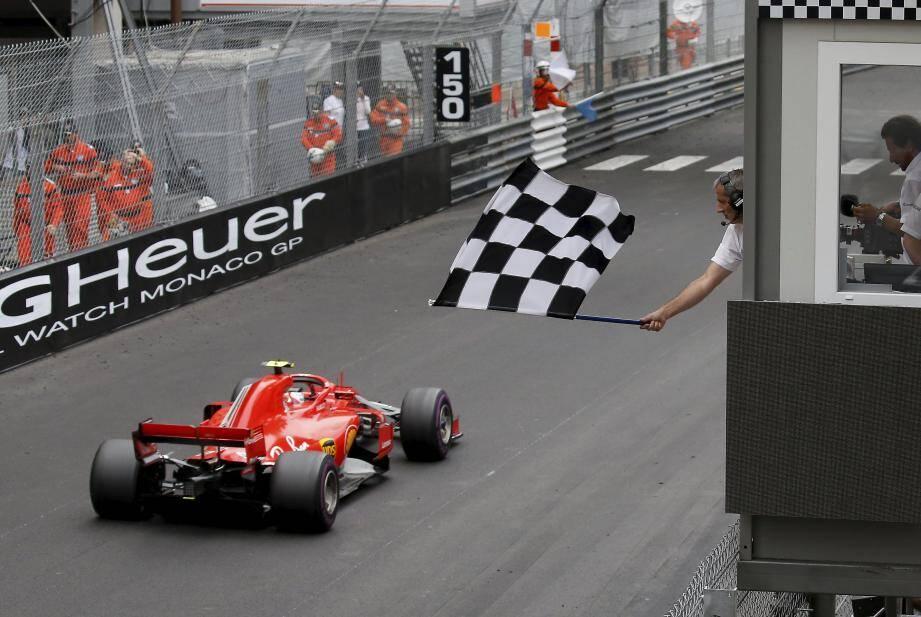 ©PHOTOPQR/NICE MATIN ; 75ème Grand Prix de Monaco - dimanche 27 mai 2018 -