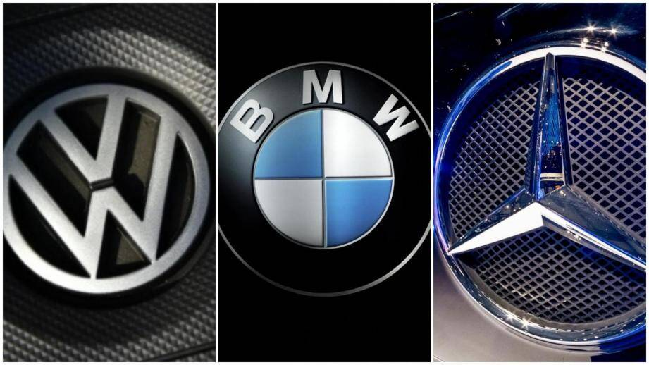 Selon l'UE, Volkswagen, BMW et Daimler se sont entendus pour éviter de se faire concurrence sur les technologies réduisant les émissions polluantes.