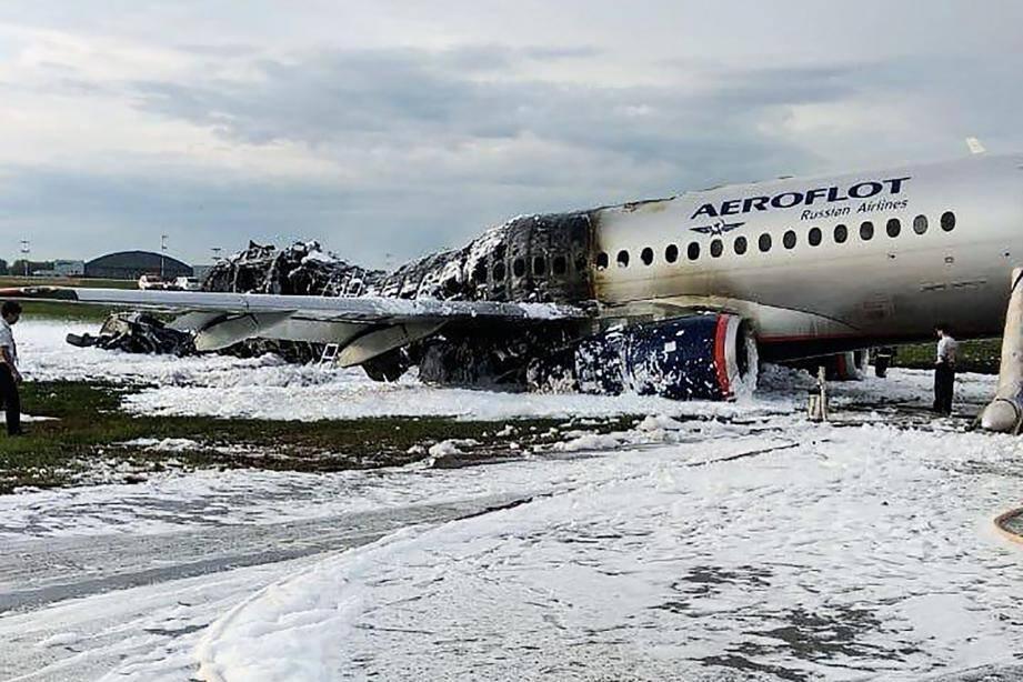 Le Soukhoï Superjet 100, premier avion civil conçu par la Russie post-soviétique et destiné à faire concurrence au Brésilien Embraer et au Canadien Bombardier sur le marché des avions régionaux, était une source de fierté pour le pays à l'époque de son lancement en 2011.