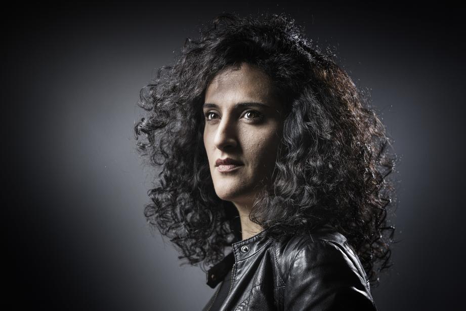 Maryam Madjidi.