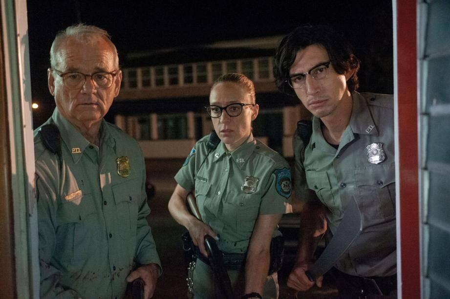 Bill Murray, Chloë Sevigny et Adam Driver dans le nouveau fillm de Jim Jarmusch.