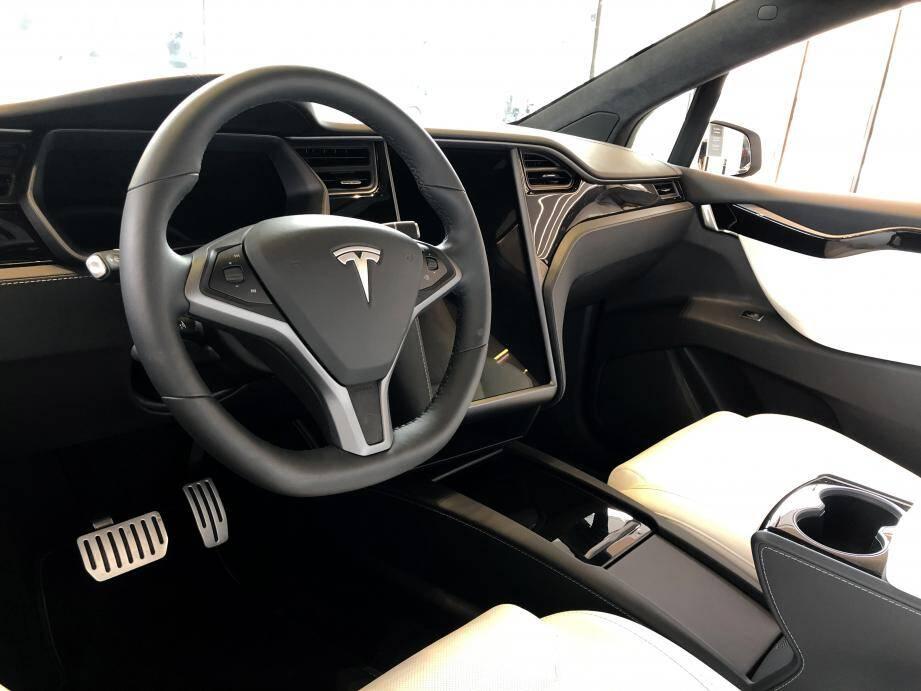 Illustration Tesla.