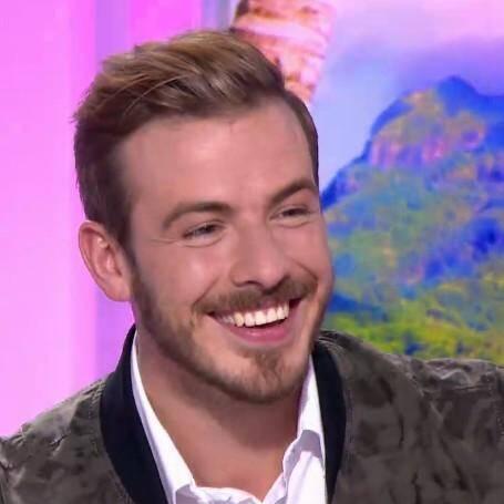 Julien Bert, candidat de télé-réalité.