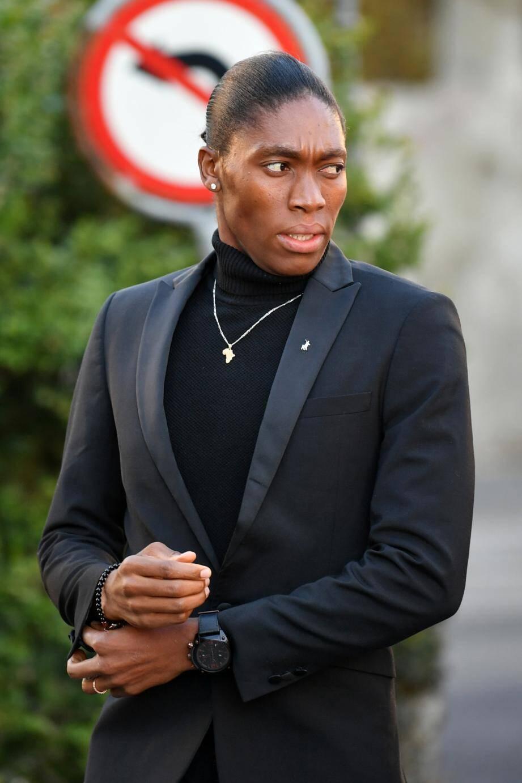 L'athlète sud-africaine Caster Semenya.(Ph. AFP)
