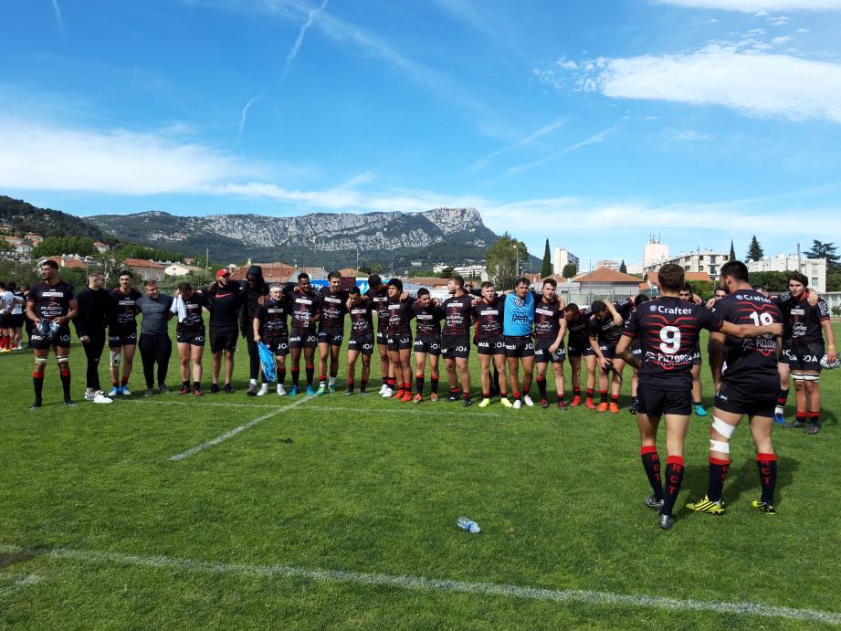 Les Rouge et Noir affronteront demain à Sorgues leurs homologues de Montpellier.