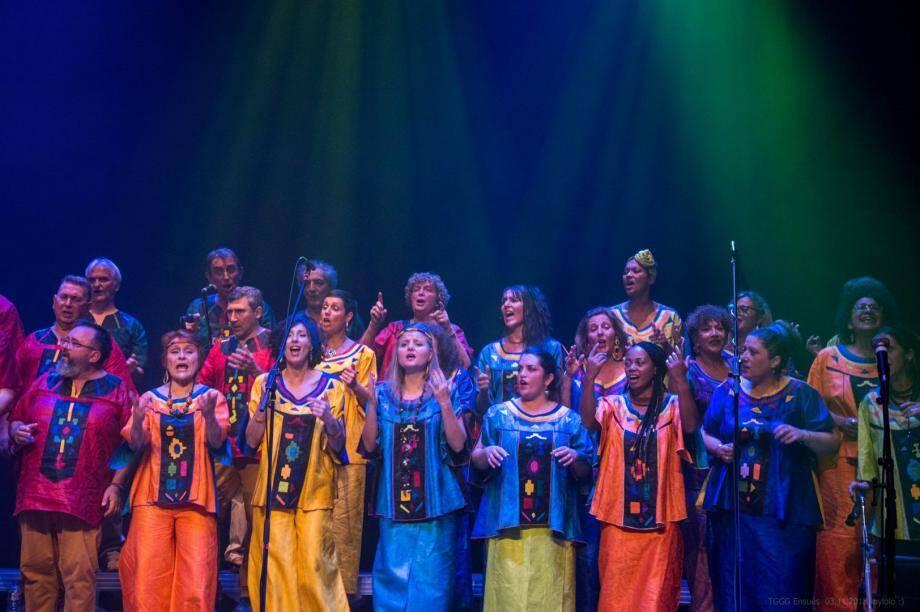 Le TGGG va interpréter les classiques du gospel en faisant participer le public.