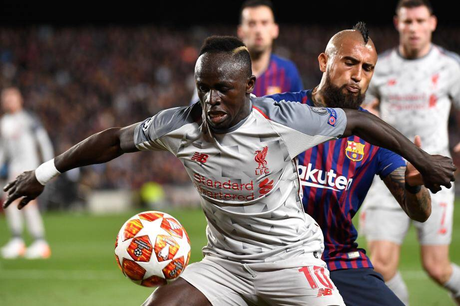 Sadio Mané, atout offensif n°1 de Liverpool ce soir...