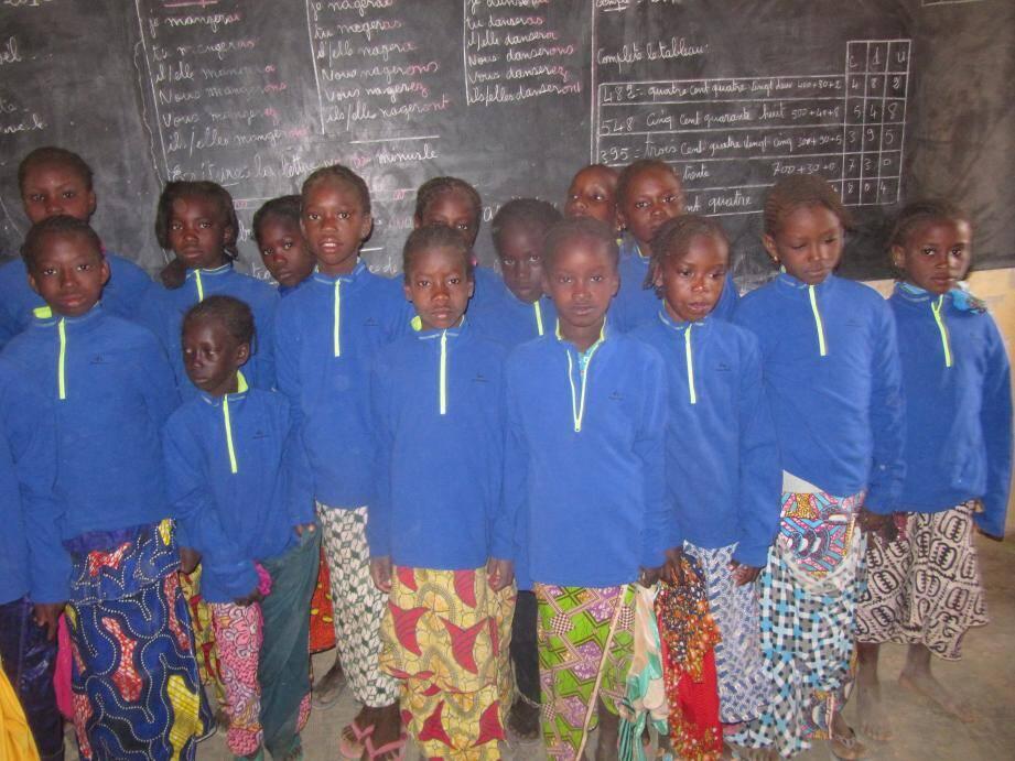 Concert annuel pour les enfants du Mali samedi soir salle Charlie-Chaplin.(DR)