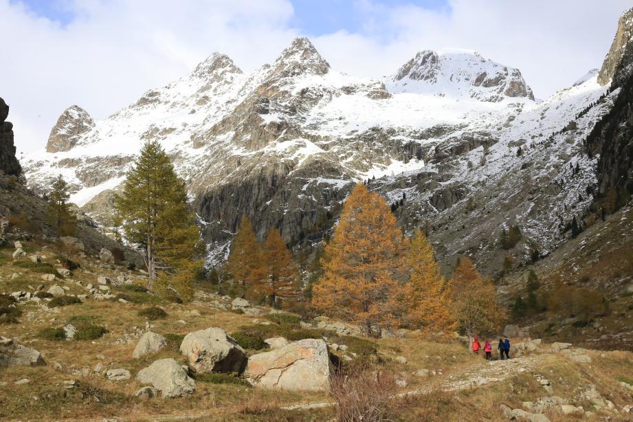 La Gordolasque est une des portes d'entrée vers la vallée des Merveilles.