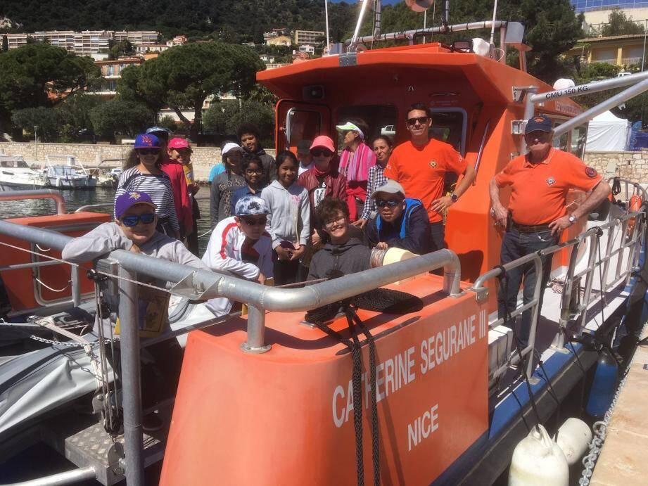 Plus de 150 élèves ont participé à cette journée connaissance de la mer.