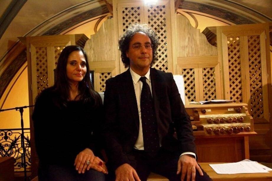 Barbara Moriani et Silvano Rodi.(DR)
