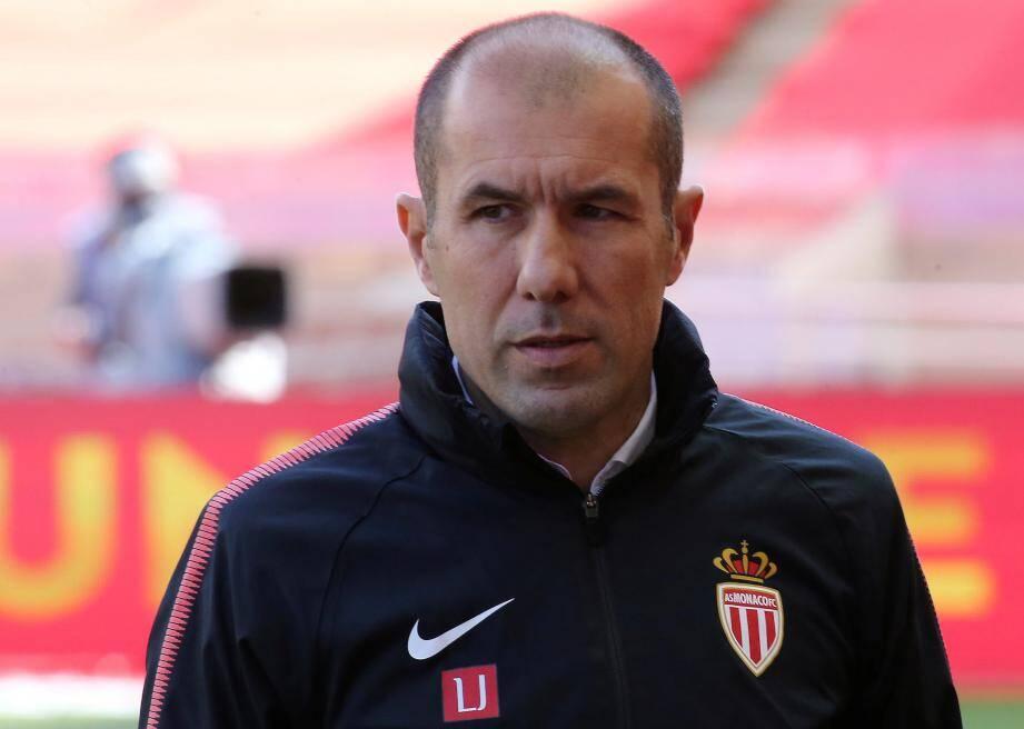 Leonardo Jardim doit assurer la place de l'ASM en Ligue 1.