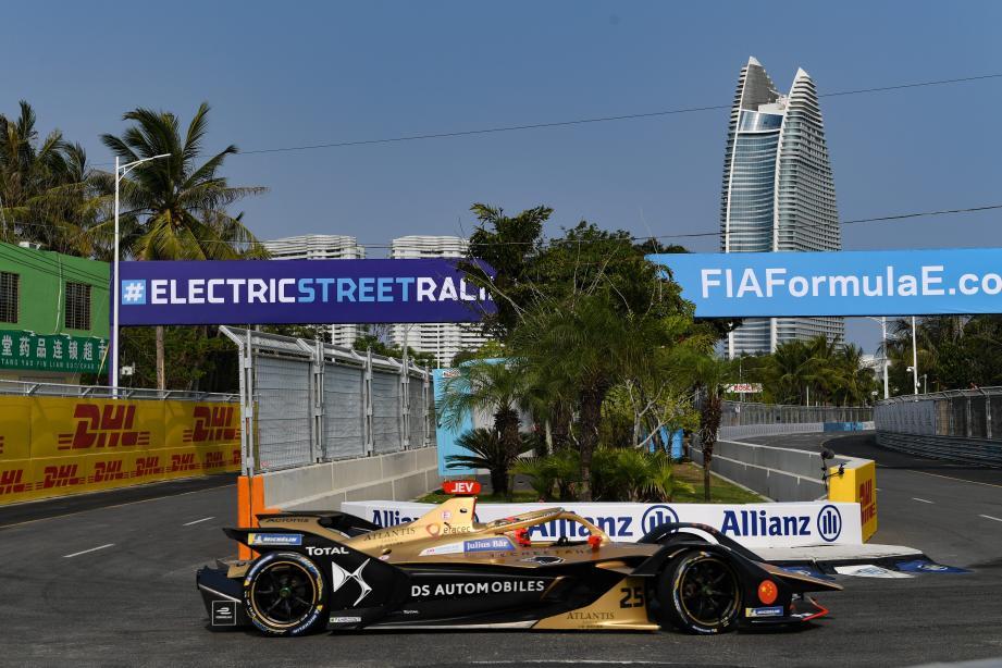 Jean-Eric Vergne : « A Monaco, celui qui décrochera la pole position aura parcouru plus de la moitié du chemin menant à la première marche du podium. »