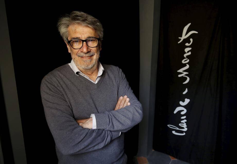 Le commissaire d'exposition, Aldo Herlaut, est très attaché au symbole que véhicule la présentation des œuvres de Monet : l'amitié historique entre la France et l'Italie.