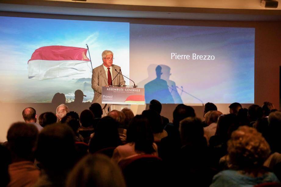 Pierre Brezzo, président du mouvement Primo ! veut voir close « la polémique sans fin » sur les logements domaniaux loués mais inoccupés par les Monégasques.