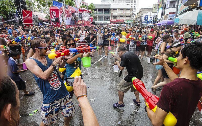 L'association mentonnaise s'inspirera de cette tradition ludique, pour fêter le Nouvel An thaïlandais... samedi sur l'esplanade Palmero !