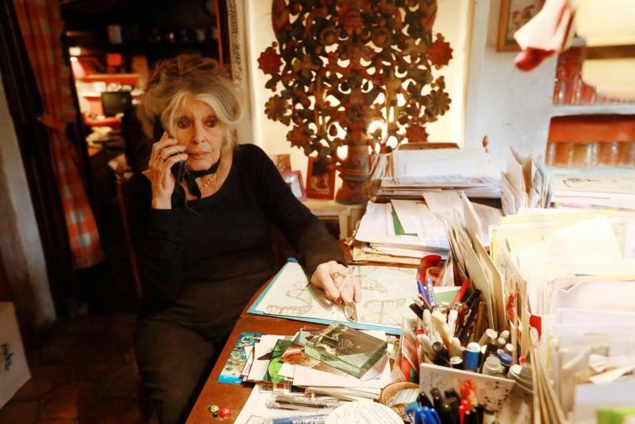 Brigitte Bardot a écrit une lettre à Emmanuel Macron.