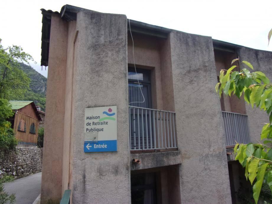 Le bâtiment, construit en 1985, est fermé depuis 2014.