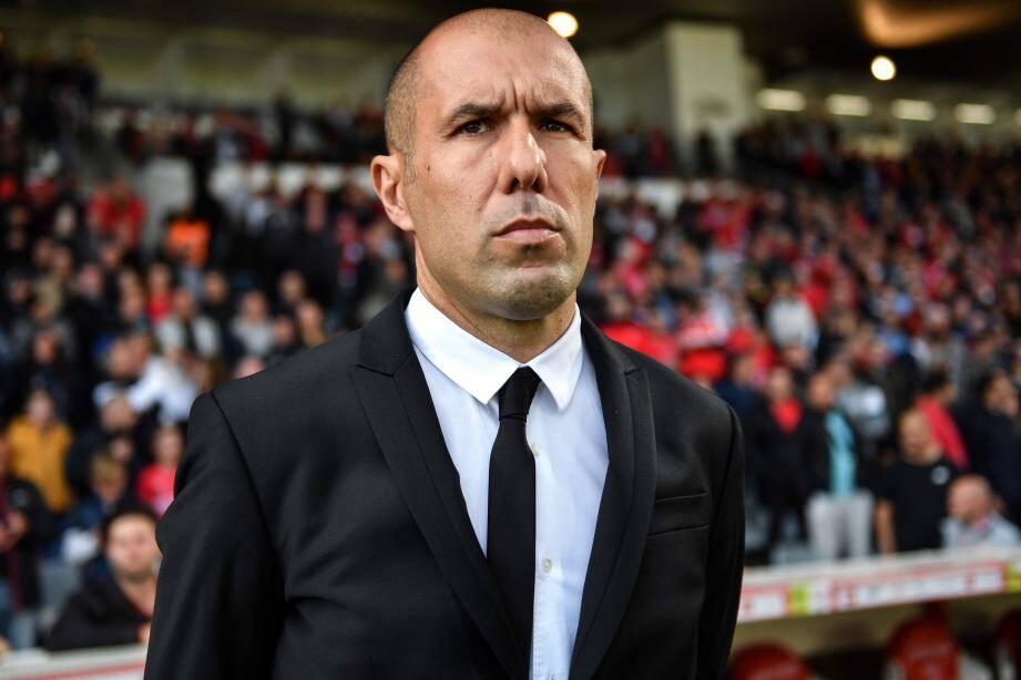 """L'entraîneur de l'AS Monaco assure que ses joueurs sont """"motivés""""."""