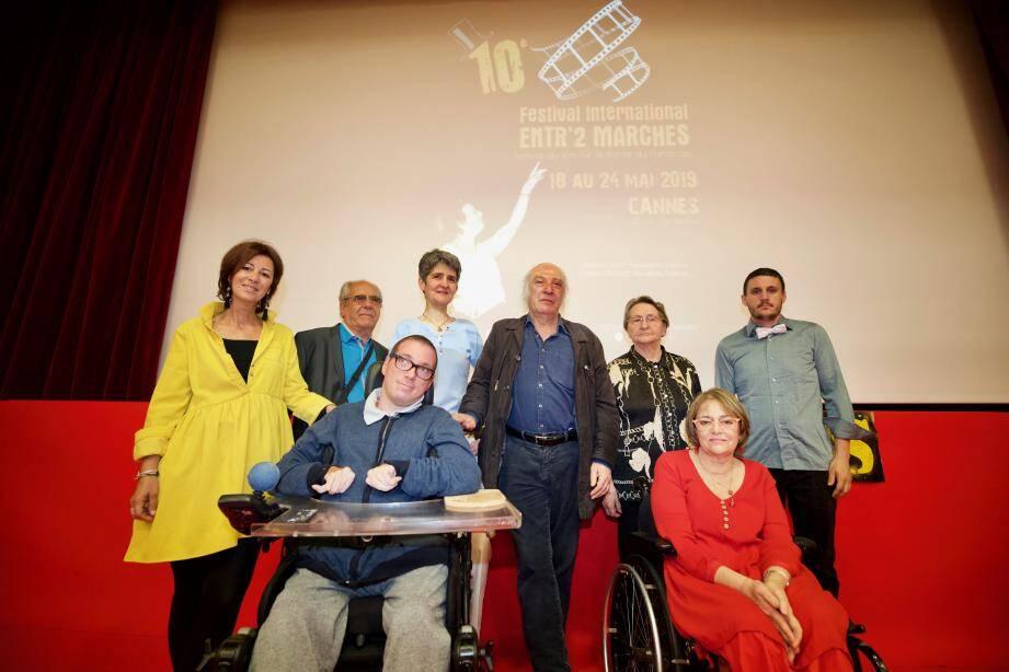 Le festival a démarré hier, avec, notamment la projection des films primés les années précédentes.