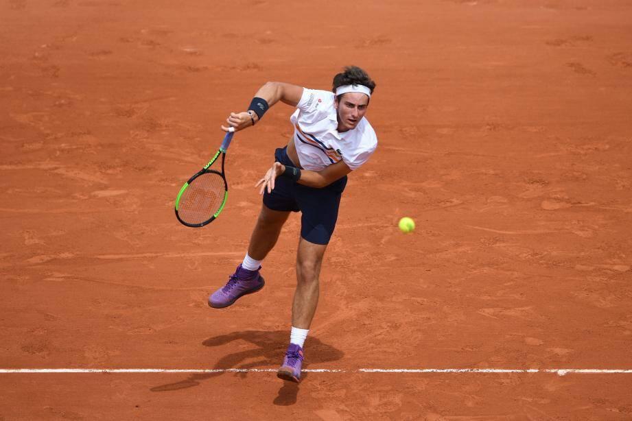 L'an passé, Elliot Benchetrit avait eu le droit à l'honneur du Suzanne-Lenglen au 1er, lors de sa défaite contre Gaël Monfils.