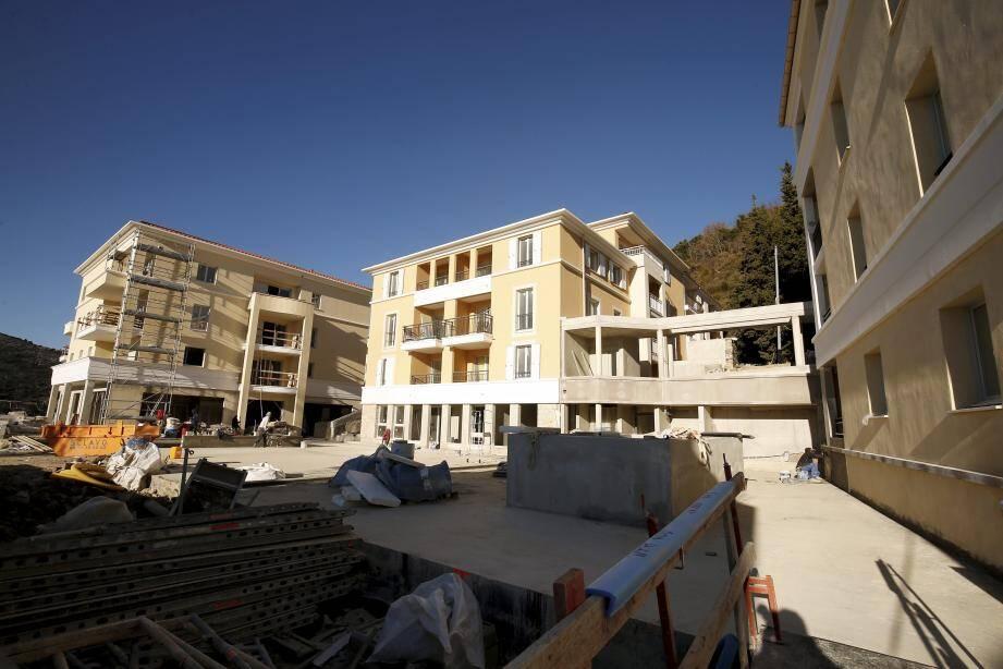Le nouveau quartier Détras est en phase d'être livré. Il sera inauguré au cours d'une grande fête populaire...(Archive Jean-François Ottonello)