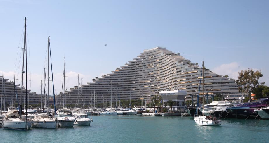 Le port Marina Baie des Anges de Villeneuve-Loubet s'est vu, une nouvelle fois, décerner le label Pavillon Bleu.