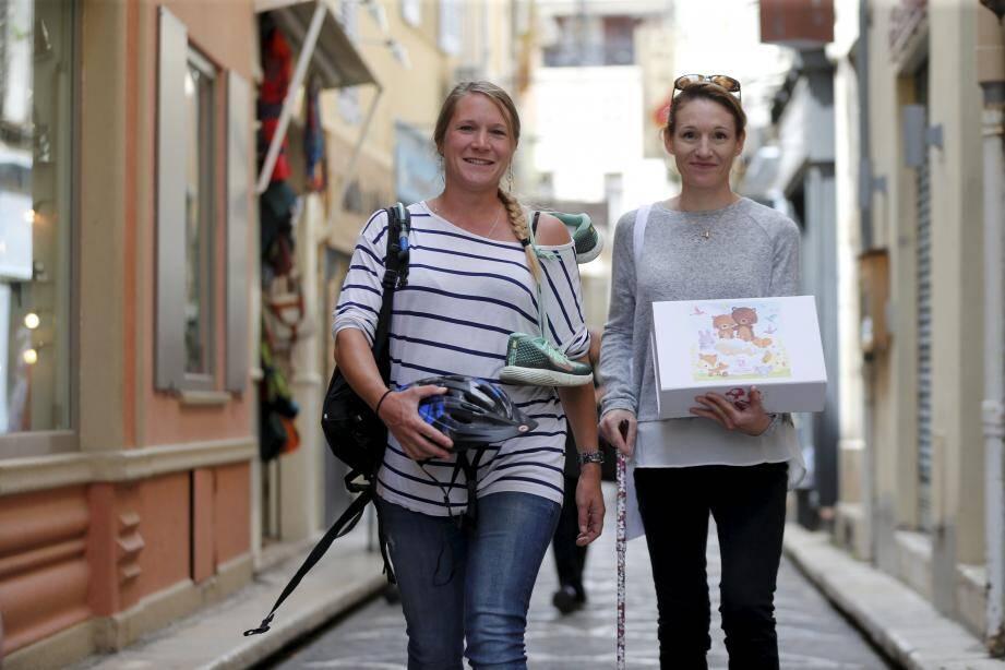 Millie Fleury se lance dans l'aventure La Saharienne avec sa sœur pour représenter  l'association d'Emeline Baudoin, à Bras Cadabra.
